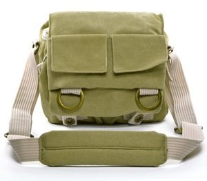 Cosmos Shoulder Canvas Outdoor Camera Bag