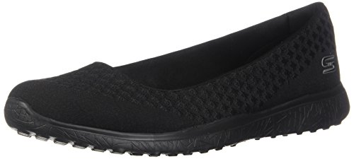 Mujer Zapatillas Skechers Up Microburst One Negro para p8cRZH