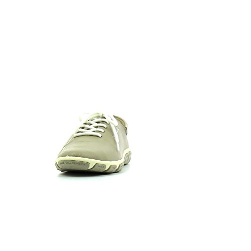 Derby Cordones off Tbs De Zapatos Mujer Para F7017 white Beige Jazaru UWxnOpT