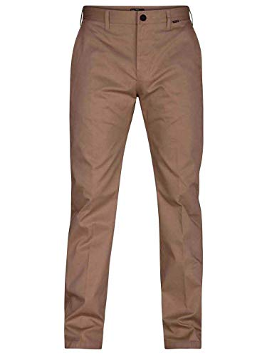 Hurley Men's Icon Chino Pants Khaki 30 31 31