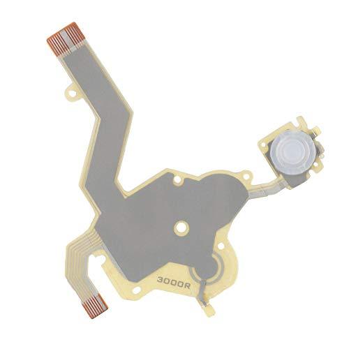 PSP 3000 Conductive Film, Left Key Conductive Film Keypad Replacement Part Button Membrane for PSP - Ounce Model 0.1