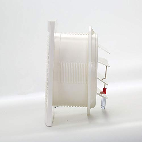 Moolo Ventilation Fan, Square Household Bathroom Kitchen Exhaust Fan by Moolo (Image #3)