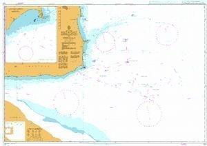 Ba Diagramm 501  South East nähert bis Trinidad von UNITED KINGDOM Hydrographic Büro