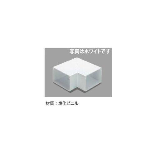 マサル工業 エムケーダクト付属品 平面マガリ 7号 クリーム MDM175 B00AQUFU1I クリーム