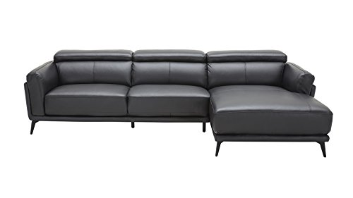 Amazon.com: American Eagle Furniture EK-LK385L-BK Monroe ...