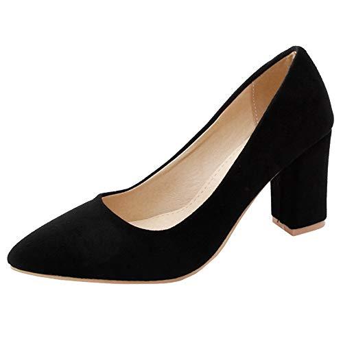 Bureau Doux Basic Heels Escarpins Femmes noir Shoes Melady 1 qFwpRAf