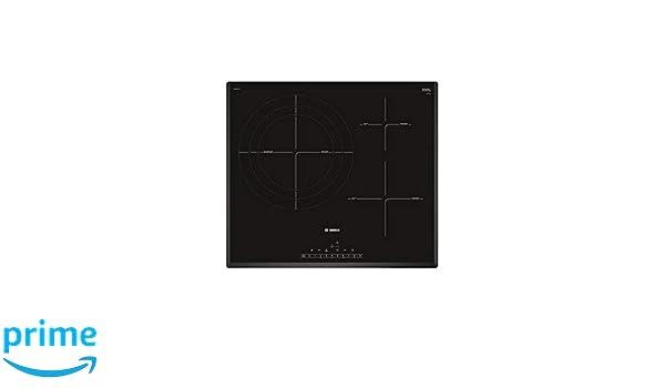 Bosch PID651FC3E - Placa / Integrado (Cerámico, Negro, 1400 ...