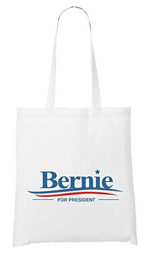 Bernie Sanders Bag Bianco Omologato