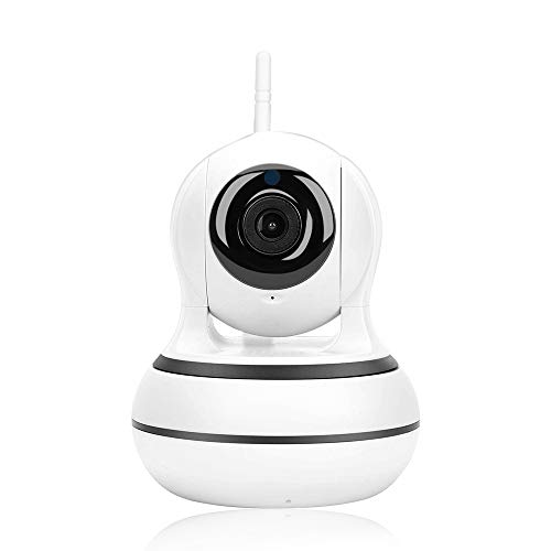 VisionGood Wireless Pan Tilt 2.4Ghz 1080P Security Surveillance Indoor Camera Home Office, Two-Way Audio Night Vision Baby Elder Pet Nanny Home Care Remote Monitoring On iOS Android Devices
