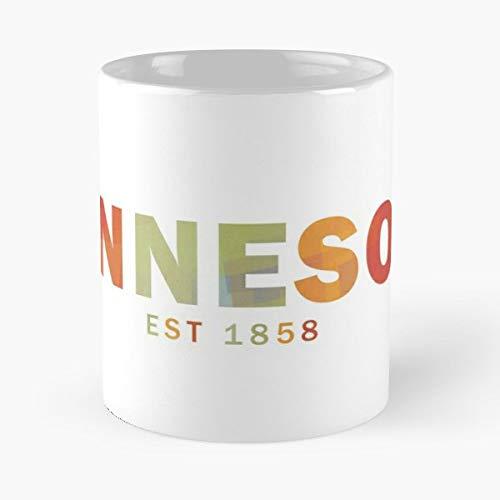 Minnesota Mn Minneapolis Paul - Coffee Mugs Best