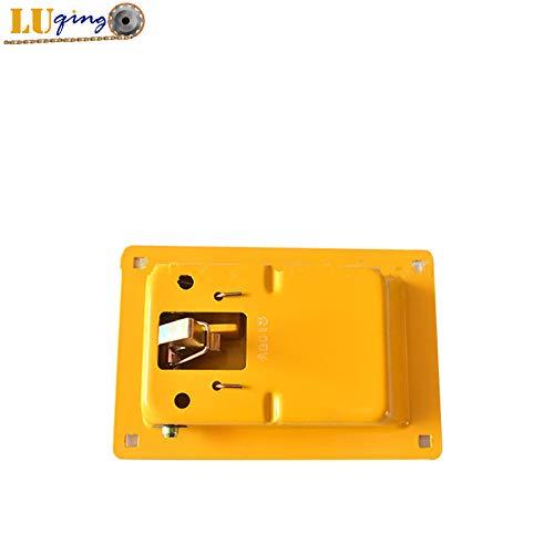 LUQING Excavator Cab Door Lock 14506769 VOE14506769 for Volvo Excavator EC360 EC460 D12 Diesel Engine by LUQING (Image #2)