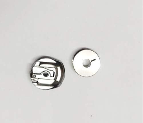 eCostura/® Canillero Caja Bobina para M/áquina de Coser Alfa Refrey