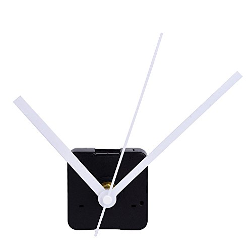 Mudder Silence Quartz Clock Movement, 11/25