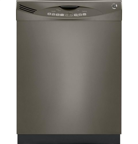 GE GDWF150VES 24″ Slate Full Console Dishwasher – Energy Star