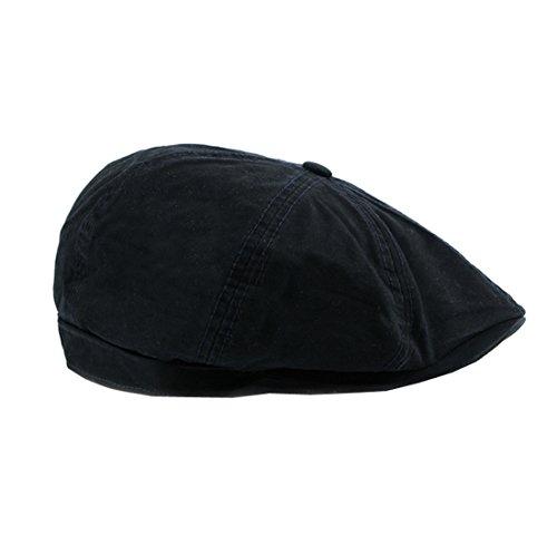 donna da Berretto Visiera blu Cappello in scuro regolabile cotone Acvip Unisex Cappellino x4qIXWZn