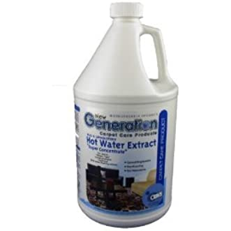 New Generation Hot Water Extract, 128 oz