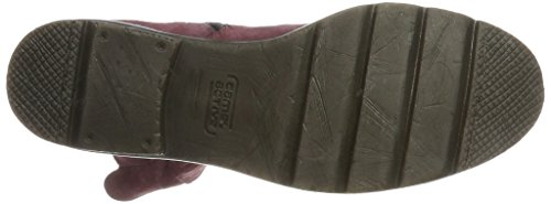 camel active Damen Aged 71 Stiefel Rot (Wine)