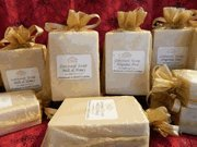 - 1lb Oatmeal (all natural) Glycerin Melt and Pour Soap Base