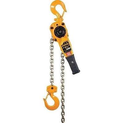 Lever Slip Clutch Chain Hoist, 3000 lb.