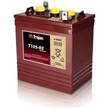 Trojan T105-RE Renewable Energy 6V GC2 Deep Cycle Battery 225Ah
