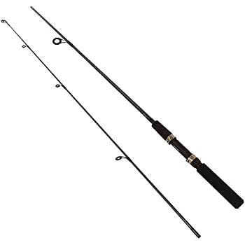 """Shimano FXS66MHB2 FX Spinning Rod, 6'6"""" Length, 2pc, 10-30 lb Line Rate, 1/4-3/4 oz Lure Rate, Medium/Heavy Power"""