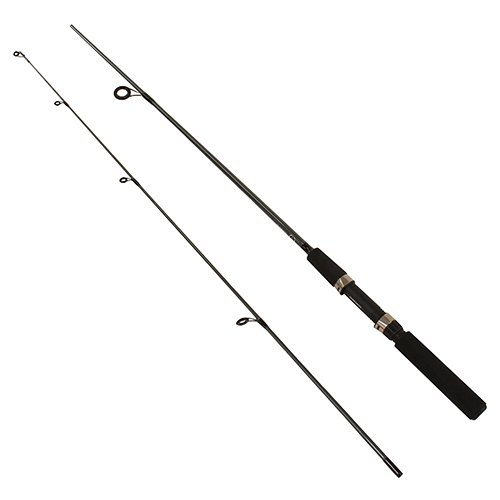 SHIMANO FXS60MB2 FX Spinning Rod, 6' Length, 2pc Rod, 10-20 lb Line Rate, 1/8-1/2 oz Lure Rate, Medium Power ()
