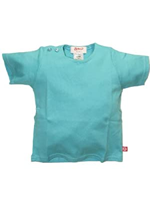 Zutano Primary Solid Short-Sleeve T-Shirt by Zutano