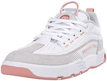 DC Shoes Legacy 98 Slim - Baskets - Femme - EU 39 - Blanc