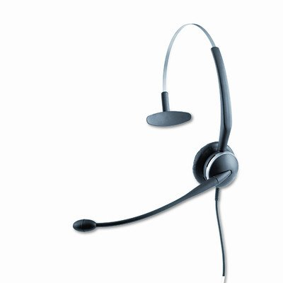 GN 2120 Cord Flex Mono Over-Head Telephone Headset Mono Overhead Telephone Headset