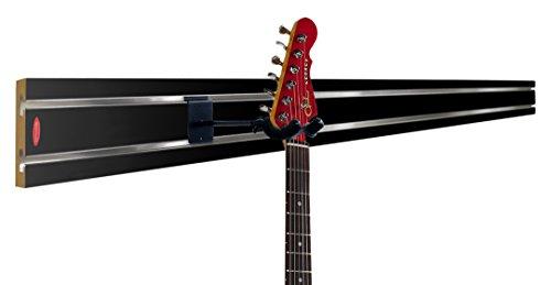 diamondLife HSS148 BLK Guitar Hanger Black