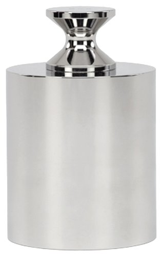 Ohaus Stainless Steel ASTM Class 1 Milligram Precision Calibration Weight, NVLAP Certified, 100mg
