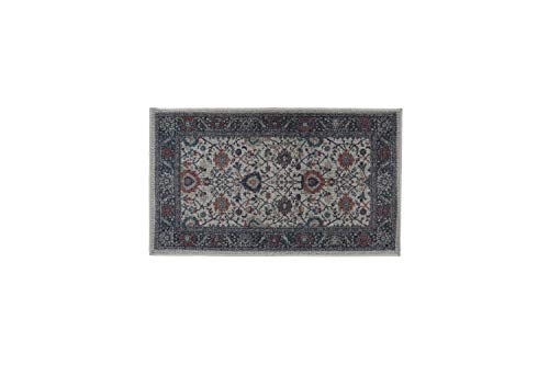 (Madison ALEXANDRIA-26X45 Alexandria Area Rug, Multi)