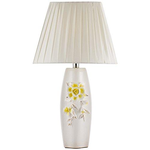 Lying Lámpara de mesa de cerámica, cerámica agrietada del ...