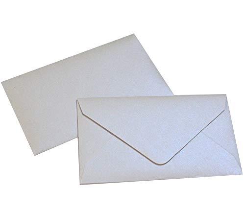 Mini Envelopes 2 1/2 x 4 1/4- Metallic Pearl - 25 pack - My Scratch -