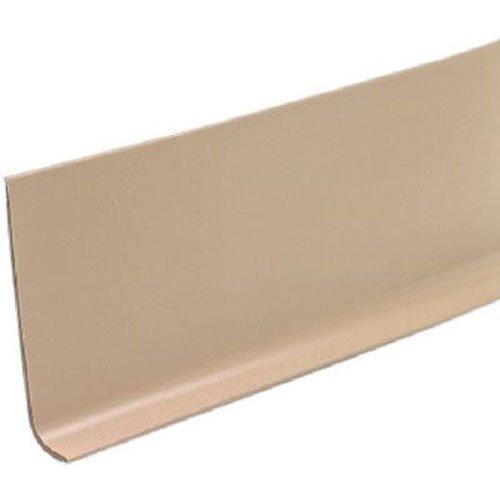MD Building Products 75473 Vinyl Wall Base Bulk Roll, 4 Inch-by-120-Feet, Desert (Beige Vinyl Trim)