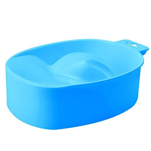 Palarn Nail Art, Portable Manicure Tools Nail Art Soak Bowl Off Hand Spa Bath Soaker Treatment
