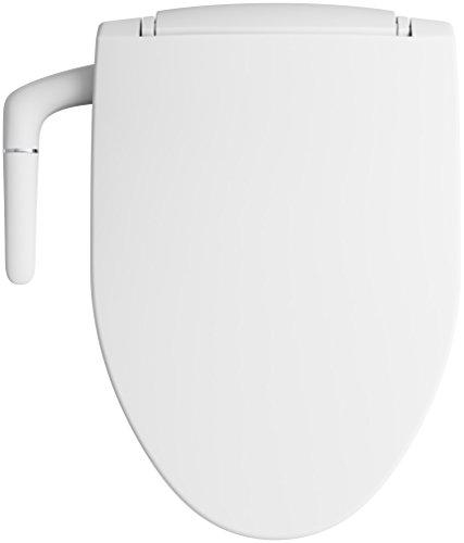 Kohler K 5724 0 Puretide Elongated Manual Bidet Toilet