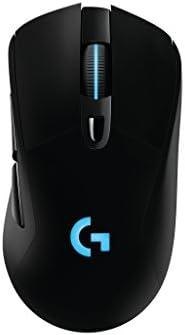 Logitech G703 Lightspeed Wireless Ergonomic Gaming Mouse
