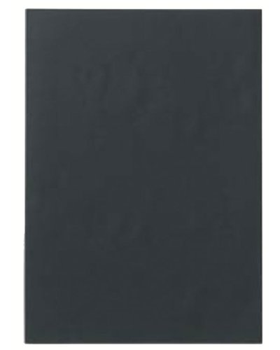 (Prat Cristal 502 Refill for Spiral Books, Multi-Ring Sheet Protectors with Black Paper Insert, 10 X 8 inches, Pack of 10 (502-10X8))