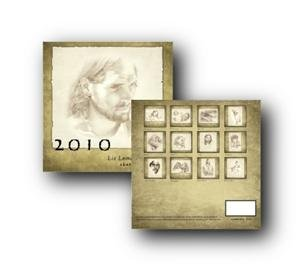Amazon.com : 2010 Sketch Book Son of Man Calendar : Office Products
