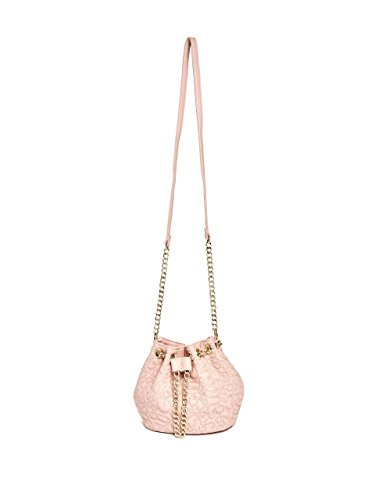 G-luxe Bag - G by GUESS Logo Stitch Bucket Bag