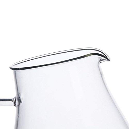 Christina Home Designs Glass Pitcher | 64 oz Iced Tea Pitcher with Lid Water Pitcher Carafe with Handle Drink Pitcher Made of Borosilicate Glass Ideal for Party, Bridal Shower, Birthday, Everyday Use by Christina Home Designs (Image #7)