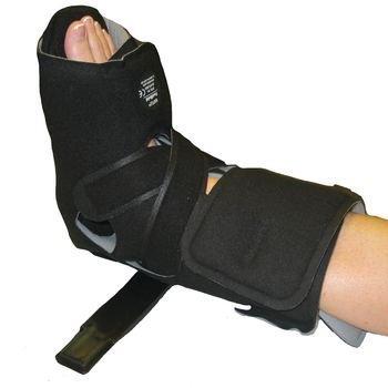WAFFLE FootHold Splints - #1 Max Foot Size: Small, Shoe Size: Length 9'', Women's 6-7, Men's 5-6 by Rolyn Prest