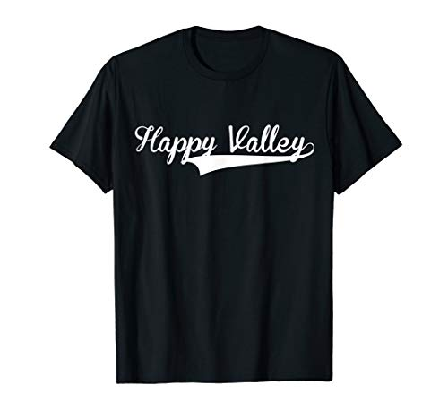 HAPPY VALLEY Baseball Softball Styled