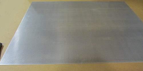 - 3003 Aluminum Perforated Sheet.050