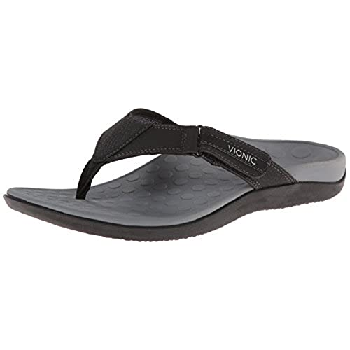 e07304c72 lovely Vionic with Orthaheel Technology Men's Ryder Thong Sandals ...