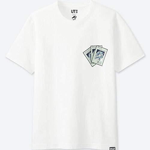 遊戯王 Sサイズ 半袖 Tシャツ ユニクロ ジャンプ50thグラフィックT