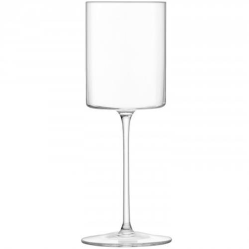 240/ML Lot de 4 LSA International Otis Verre /à vin Blanc Verre Transparent