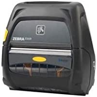 Zebra Technologies ZQ52-AUE000L-00 Series ZQ520 Mobile Printer, Direct Thermal, Bluetooth 4.0, Linered Platen, English, Grouping L