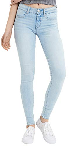 American Eagle Womens 1600418 Low Rise Ne(X) t Level 360 Jegging, Morning Glow (10S)